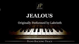 Download Jealous by Labrinth (Piano Accompaniment) Video