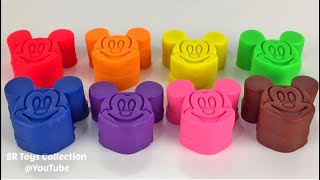 Download Learn Colors and Numbers with 8 Color Play Doh and Molds Surprise Eggs Chupa Chups Super Wings Video