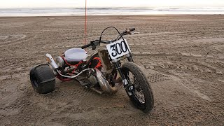 Download Scary Fast Drift Trike and How it Was Built Video