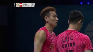 Download Dubai World Superseries Finals 2017 | Badminton F M3-MD | Gid/Suk vs Liu/Zhang Video