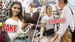 Download I WENT TO A FAKE DESIGNER MARKET IN CHINA... Video