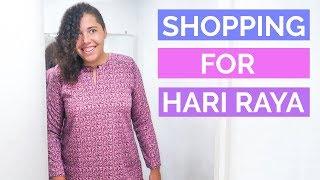 Download GETTING READY for HARI RAYA in Kuala Lumpur, Malaysia Video