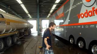 Download Lowndes Race Car Transporter. Video