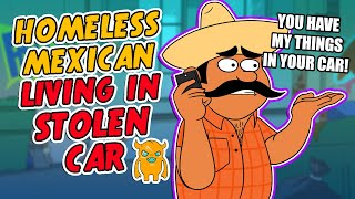 Download Homeless Mexican Living In Your Car - Ownage Pranks Video