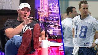 Download Pat McAfee Remembers HILARIOUSLY Savage Peyton Manning Story Video