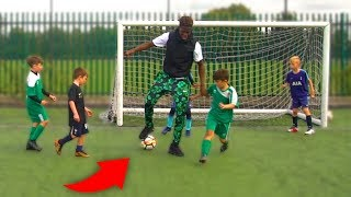 Download These Kids Challenged Me To a Soccer Match.. So I Did This Video