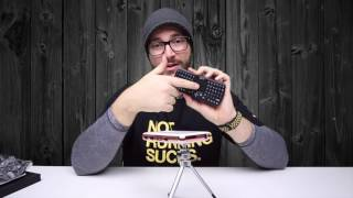 Download BEST FULLY WIRELESS PROJECTOR UNDER $250 (aodin mini smart projector) Video