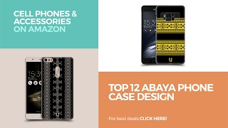 Download Top 12 Abaya Phone Case Design // Cell Phones & Accessories On Amazon Video