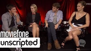 Download 'Hunger Games: Catching Fire' | Unscripted | Jennifer Lawrence, Josh Hutcherson, Malone, Claflin Video