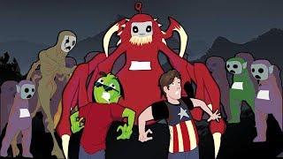 BATMAN & Supervivientes VS INFECTADOS Macabros! - Left 4 Dead 2