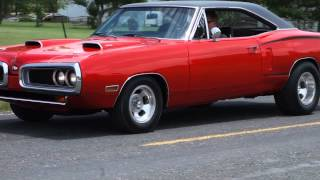 Download 1970 Dodge Coronet SuperBee American Muscle Car Video