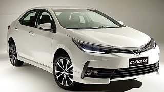 Download 2019 Toyota Corolla - Everything You Ever Wanted to See / Toyota Corolla 2019 Altis Facelift Video