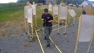 Download Tactical Police Competition & Handgun Silhouette | Shooting USA Video