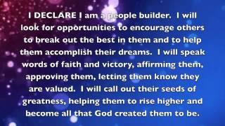 Download Speaking God's favor over your life Video