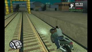 Download Starter Save - Part 11 - The Chain Game - GTA San Andreas PC - complete walkthrough-achieving ??.??% Video