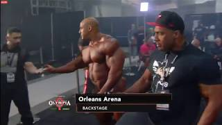 Download MR OLYMPIA 2018 Saturday Finals - Streamed Part 1 Video