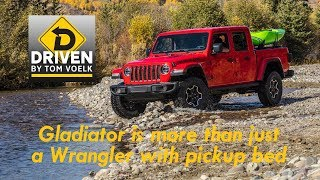Download Driven! The 2020 Jeep Gladiator pickup Video