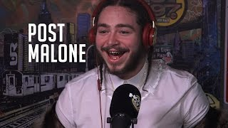 Download Post Malone Talks Trolling The World with Bieber, how he met Kanye West & his New Album Video