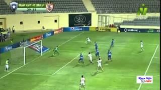 Download اهداف مباراة الزمالك واتحاد الشرطة 5-1 الشوط الاول Video