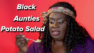 Download Black Aunties Try Other Aunties' Potato Salad Video