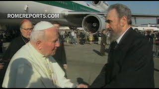 Download El viaje de Juan Pablo II a Cuba y el regalo de Fidel a los cubanos Video