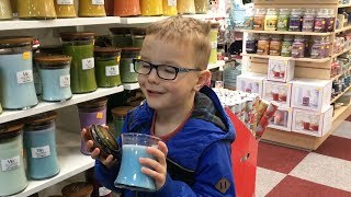 Download CHRISTMAS DECORATION SHOPPING! | FAMILY VLOG Video
