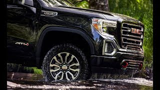 Download 2020 GMC Sierra AT4 Test Drive (Off-road capability) Video