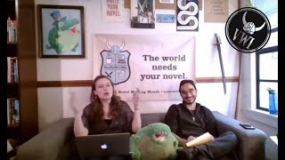 Download Camp NaNoWriMo Virtual Write-In 4/25/18 Video