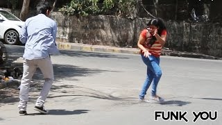 Download Epic Balloon Fight Prank on Girls - HOLI SPECIAL - Funk You (Pranks In India) Video
