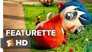 Download My Life as a Zucchini Featurette - Recording the Voices (2017) - Gaspard Schlatter Movie Video