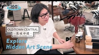Download Explore Old Town Central's Art Scene Video