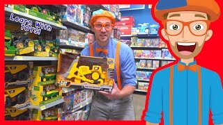 Download Educational Toy Videos for Children with Blippi – 4K Toy Store and More! Video