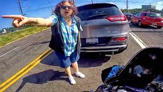 Download Stupid, Crazy & Angry People Vs Bikers 2018 [Ep.#478] Video
