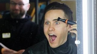 Download Jared Leto transformation into The Joker | Featurette Video