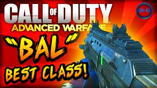 Download Advanced Warfare BEST CLASS SETUP - ″BAL-27″ (BEST GUN) - Call of Duty: Advanced Warfare Video