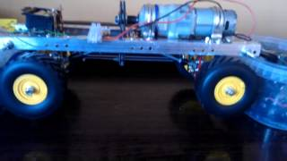 Download homemade 4x4 hobby truck (unimog) first run Video
