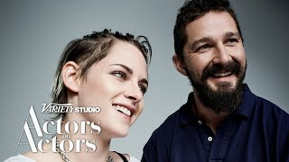 Download Shia LaBeouf & Kristen Stewart - Actors on Actors - Full Conversation Video