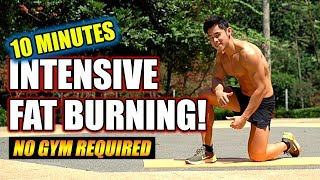 Download New! 10 Minute Intensive Fat Burning (full workout) Video