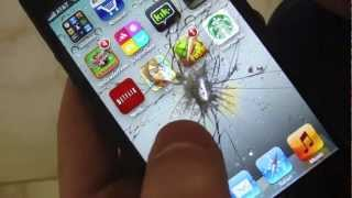 Download iPhone 5 Drill Test - How to Destroy an iPhone 5 - DESTRUCTION CRASH TEST - Video