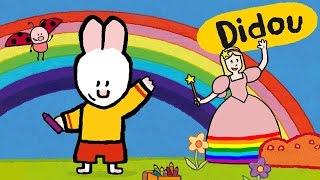 Download La Fée arc-en-ciel - Didou, dessine-moi La Fée arc-en-ciel | Dessins animés pour les enfants Video