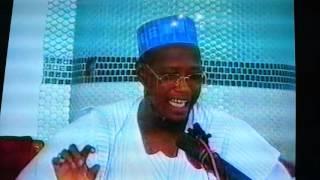 Download Sheikh Ja'afar ALAMOMIN TASHIN QIYAMA (WID Lecture, Abuja) Video