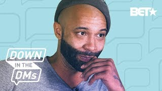 Download Down In The DMs: Joe Budden Get Messaged By Uber And Cyn Santana Fans Video