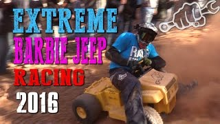 Download EXTREME BARBIE JEEP RACING 2016 RBD Video