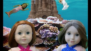 Download Mermaid Cove-an american girl stopmotion film! Video