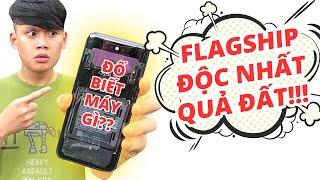 Download SHOCK VỚI OPPO FIND X PHIÊN BẢN ″TRONG SUỐT″ KHÔNG BÁN TRÊN THỊ TRƯỜNG!!! Video