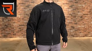 Download Icon Tarmac Motorcycle Jacket Product Spotlight Review | Riders Domain Video