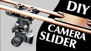 Download How to Make a Professional Camera Slider (100% DIY!) Video