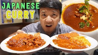Download BEST Japanese CURRY! Curry Tour in Tokyo Japan! Video