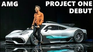 Download Mercedes-AMG Project One UNVEILING with Lewis Hamilton Video