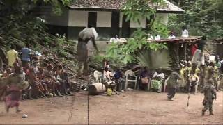 Download The Ekale Dancers from South-West Cameroon Video